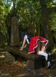Jess au cimentier