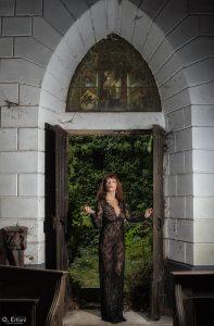 La dame de la chapelle