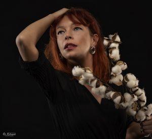 Jess et les fleur de coton