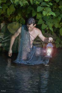 Alex Bart Nu en rivière
